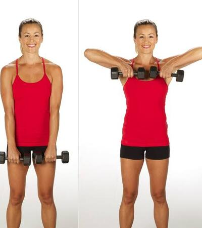 12 Shoulder Workouts for Women: Back and Shoulder Exercises at Home