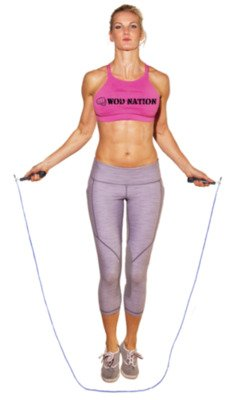 Jump Rope - 9 Best Tabata Workouts for Fat Burning and Flat Stomach at Home