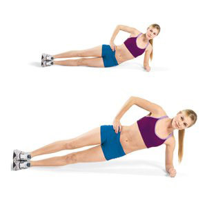 11 Best Exercises to Get Rid of Lower Back Fat and Love Handles at Home