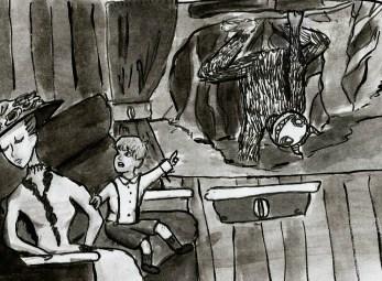 'Station Spook' by Sophia Johnson