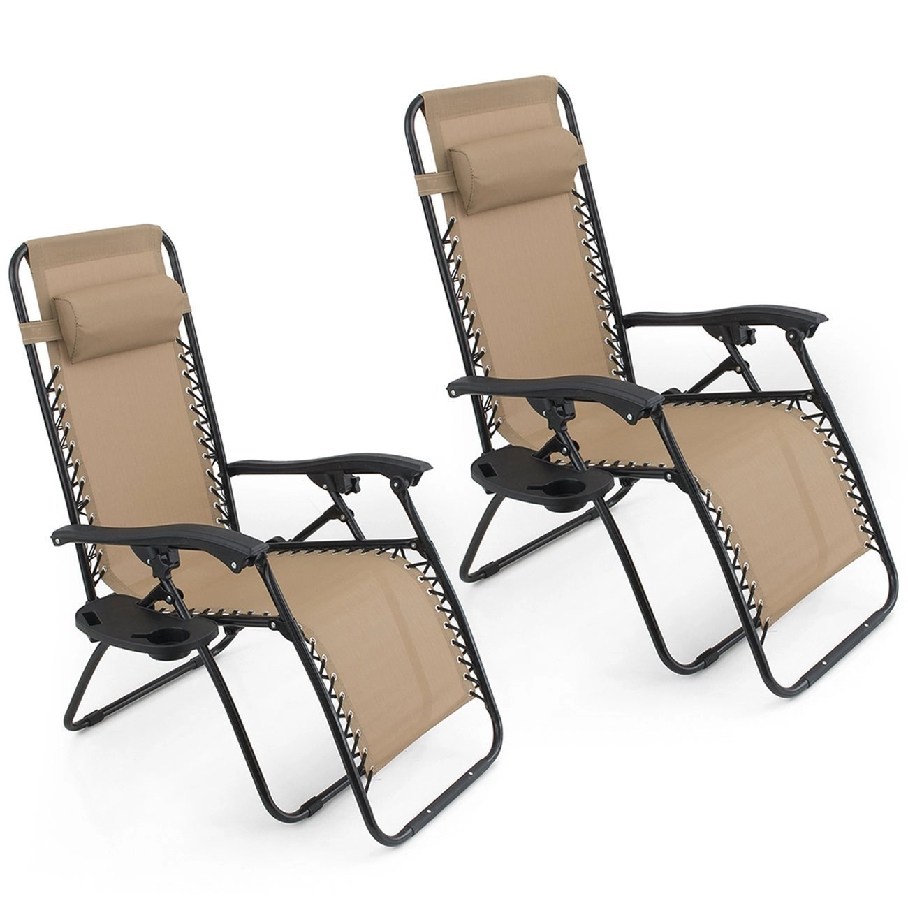 What Is A Zero Gravity Chair Arksen Zero Gravity Chair Pack Of 2 Review