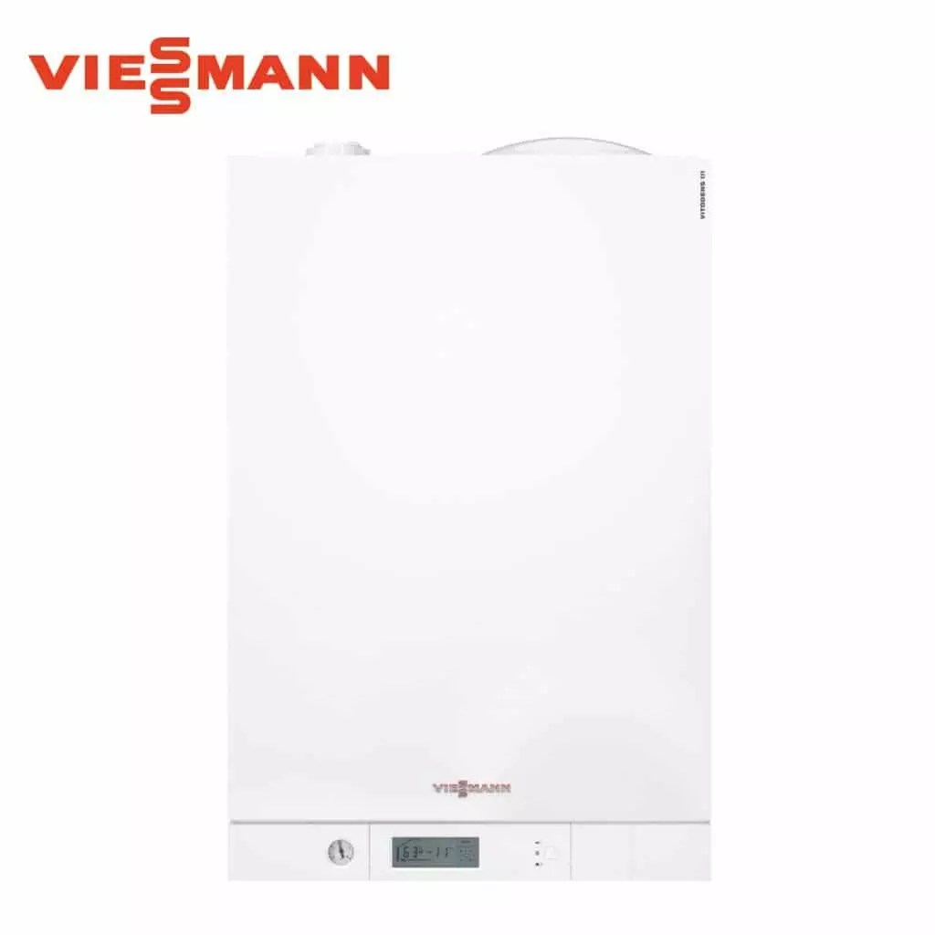 VIESSMANN Vitodens 111-W 35kW Combi Boiler with integrated
