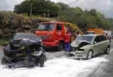 Homem morre em acidente em rodovia de Bento Gonçalves Altamir Oliveira, divulgação/