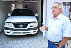 """Viaturas leiloadas são usadas para """"legalizar"""" carros roubados no Estado Lívia Stumpf/Especial"""