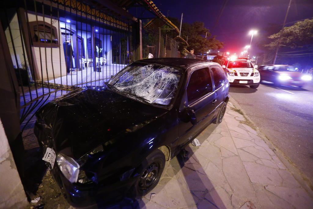 """""""Eu estava devagar"""", diz motorista que atropelou seis pessoas em Porto Alegre Félix Zucco/Agencia RBS"""