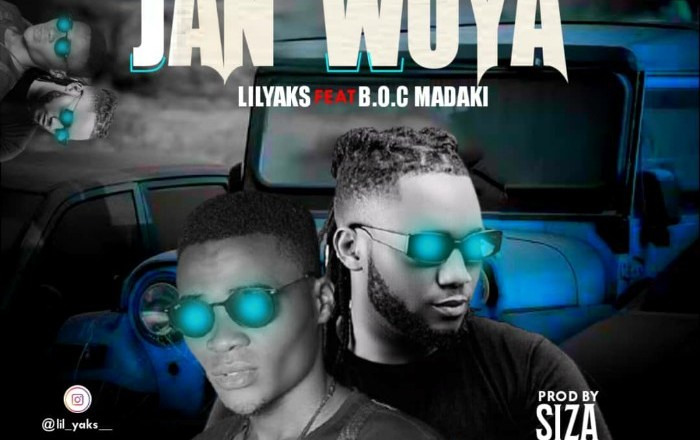 LIlYaks Feat BOC Madaki – Jan Wuya