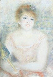 Mlle._Jeanne_Samary_pastel_drawing_by_Renoir,_c._1878