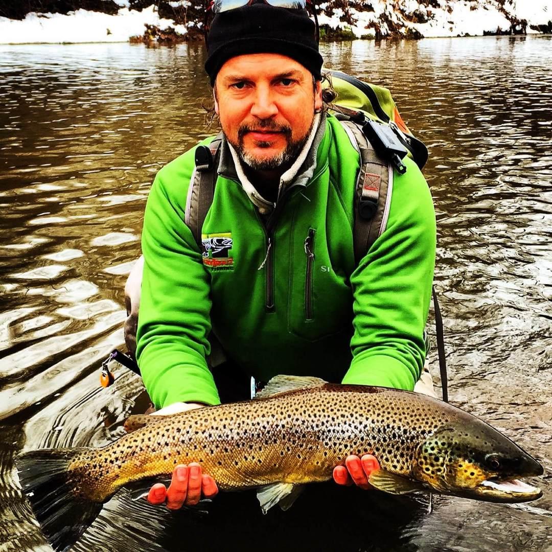 WNY Lake Run Brown Trout