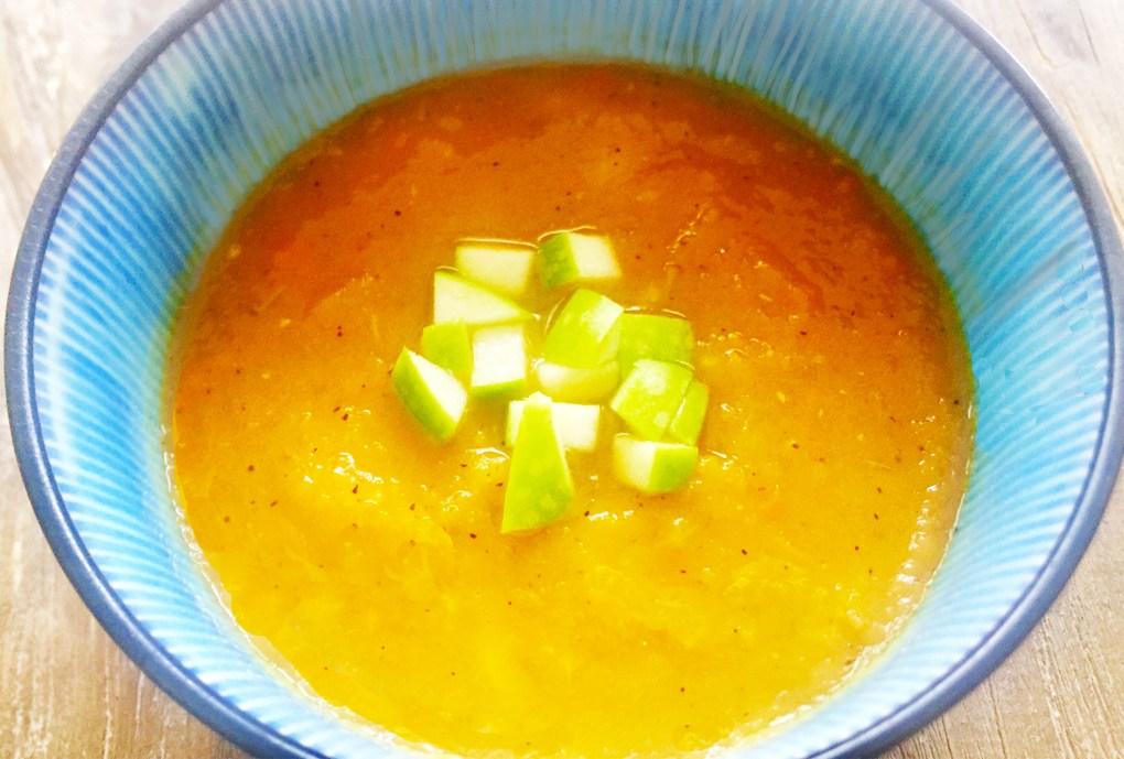 Zero Points Butternut Squash Soup