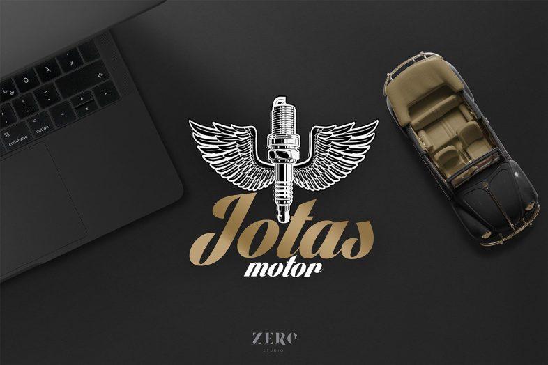 branding design jota motor