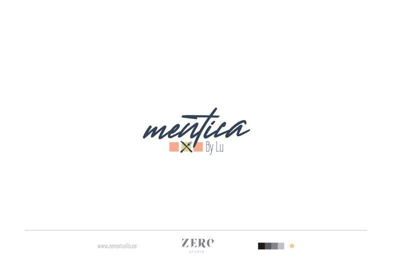 branding design mentica by lu