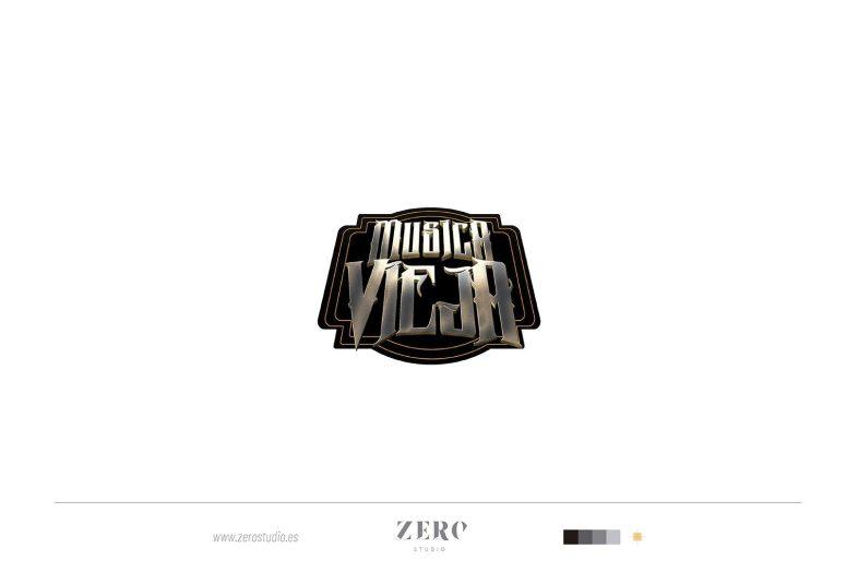 branding design musica vieja events