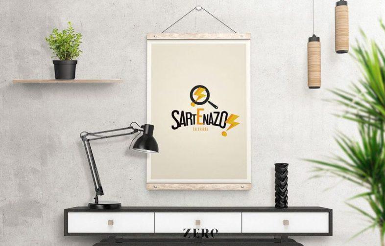 branding design sartenazo events