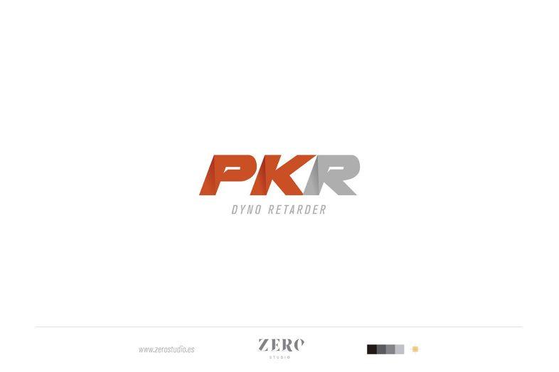 branding design pkr dyno retarder