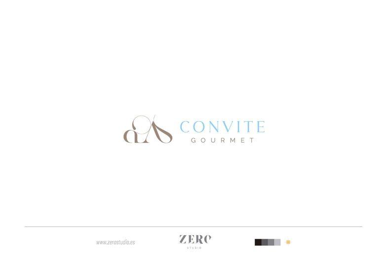branding design convite gourmet