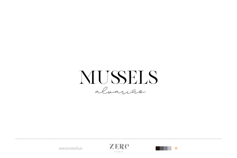 branding design mussels