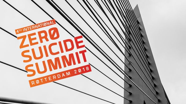4th International Zero Suicide Summit Rotterdam 2018
