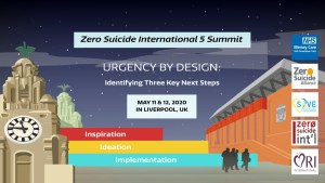 Zero Suicide 5, Liverpool 2020