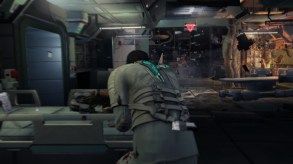 Dead Space 2 - Broken Window