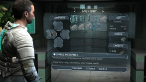 Dead Space 2 - Inventory