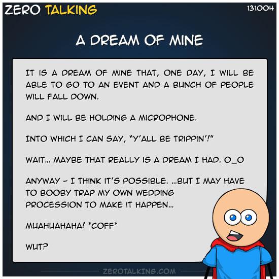 a-dream-of-mine-zero-dean