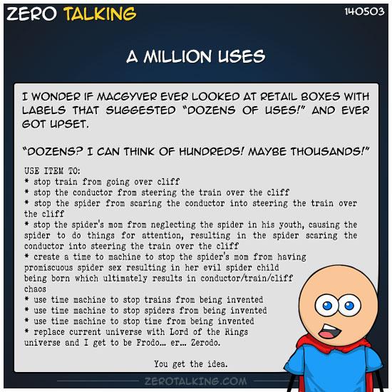 a-million-uses-zero-dean