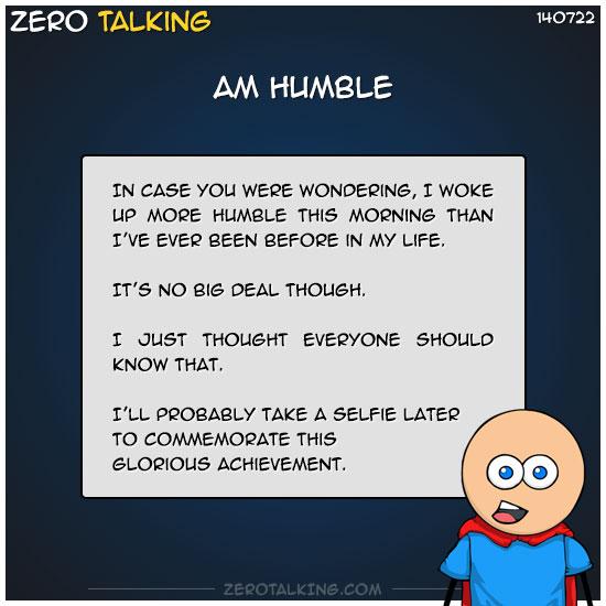 am-humble-zero-dean