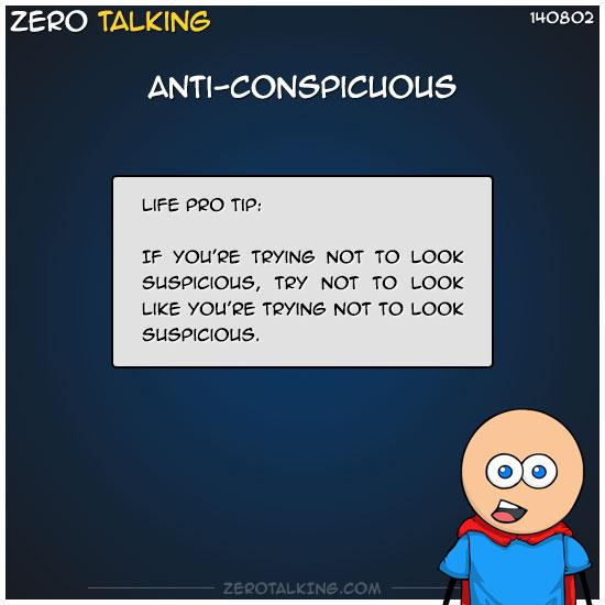 anti-conspicuous-zero-dean
