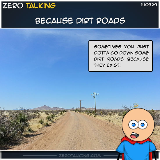 because-dirt-roads-zero-dean