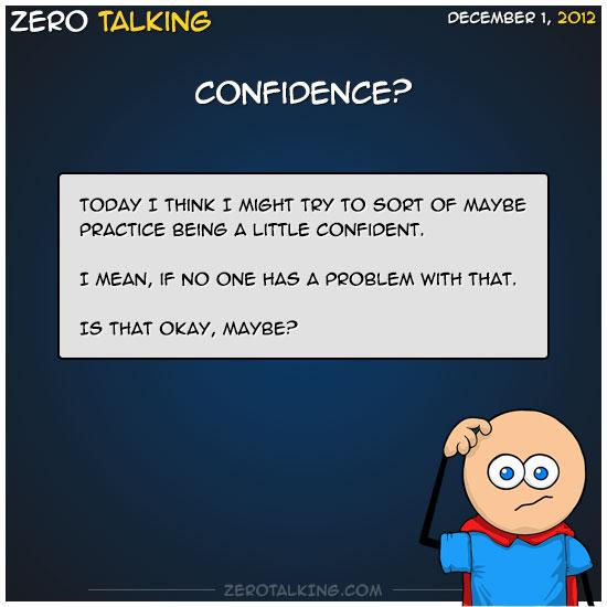 confidence-zero-dean