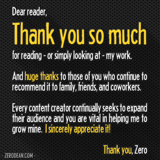 31c8a4e65a dear-reader-thank-you-so-much-zero-dean