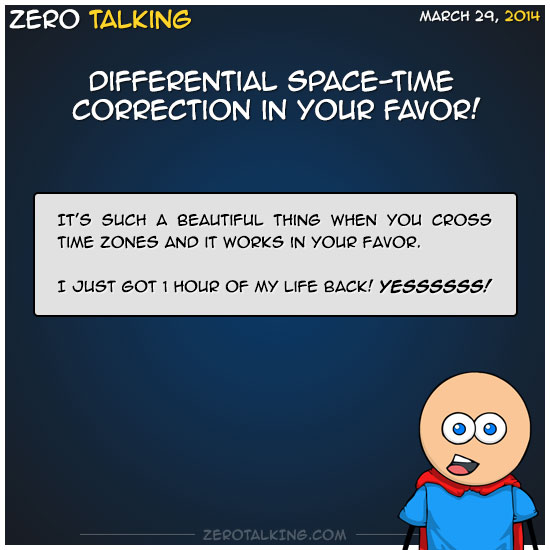 differential-space-time-correction-in-your-favor-zero-dean