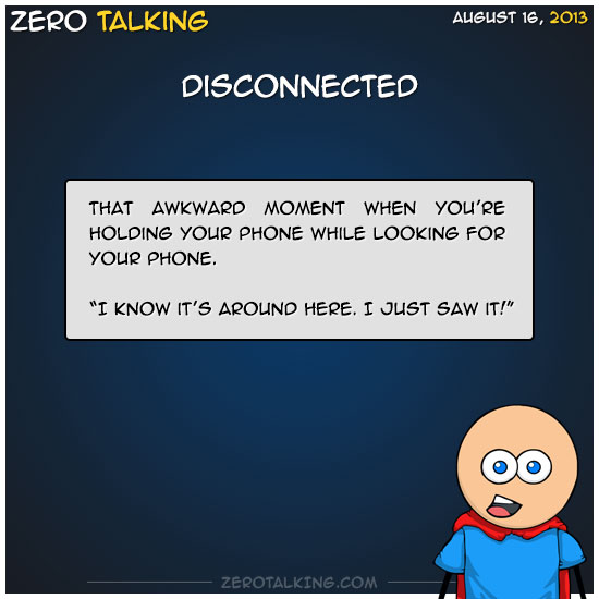 disconnected-zero-dean