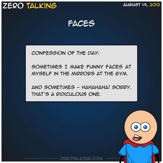 faces-zero-dean