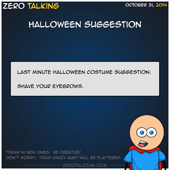 halloween-suggestion-zero-dean