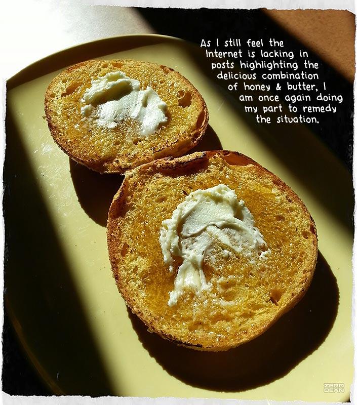 honey-butter-bagel-goodness