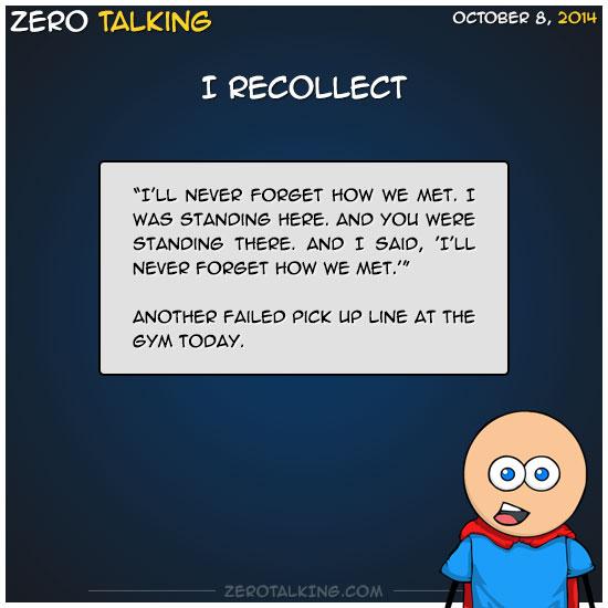 i-recollect-zero-dean