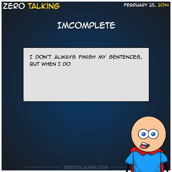 imcomplete-zero-dean