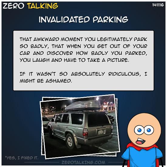 invalidated-parking-zero-dean
