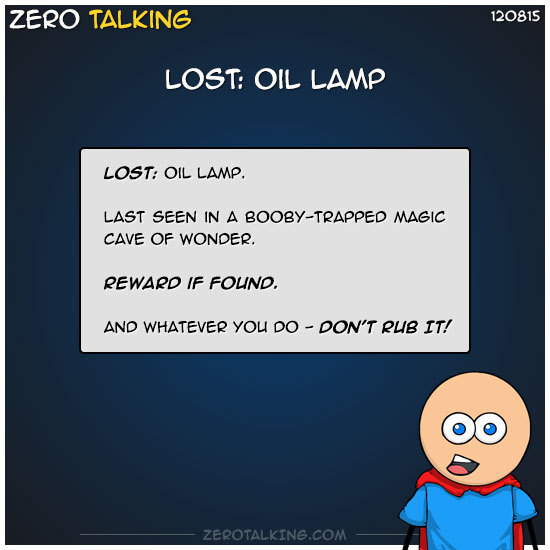 lost-oil-lamp-zero-dean