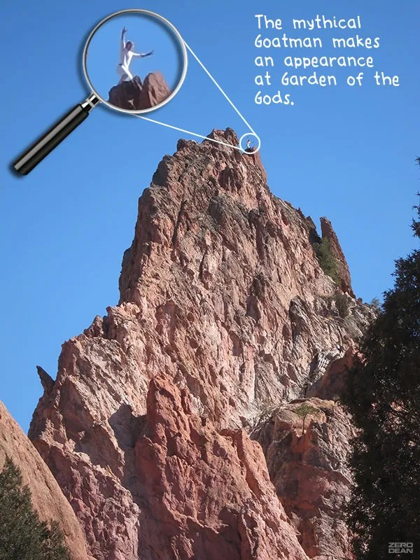 mythical-goatman-in-the-garden-of-the-gods