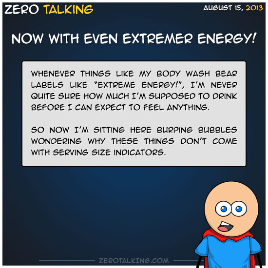 now-with-even-extremer-energy-zero-dean
