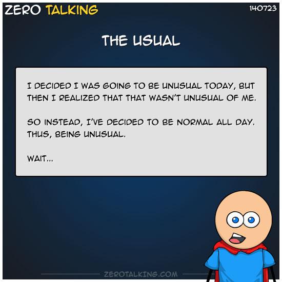 the-usual-zero-dean