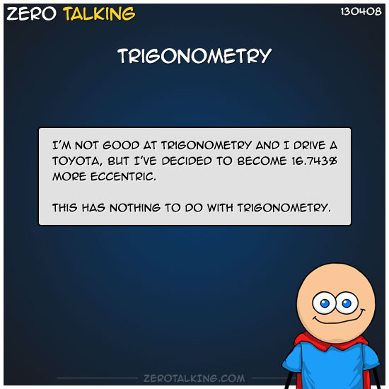 trigonometry-zero-dean