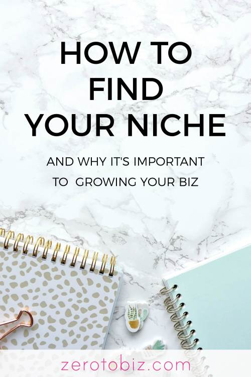 Find Your Niche and Grow Your Business