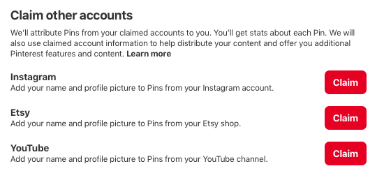 How to connect Pinterest to grow your Etsy Shop