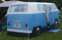 VW bus tent | Zero to Sixty . . .Eventually
