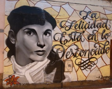 mural of Soledad