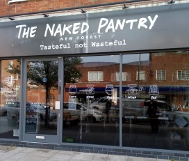 The Naked Pantry New Forest