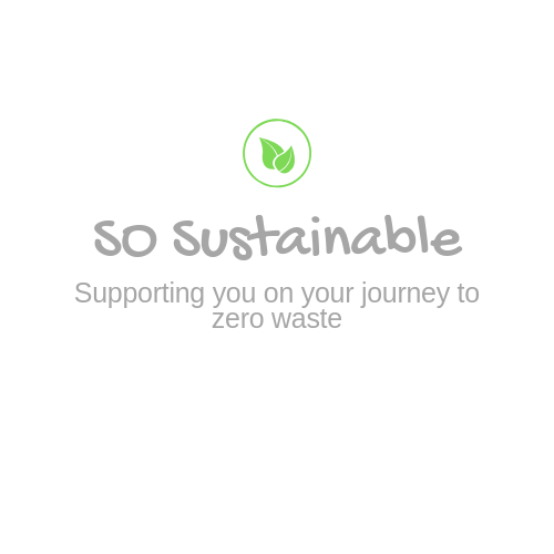 So Sustainable
